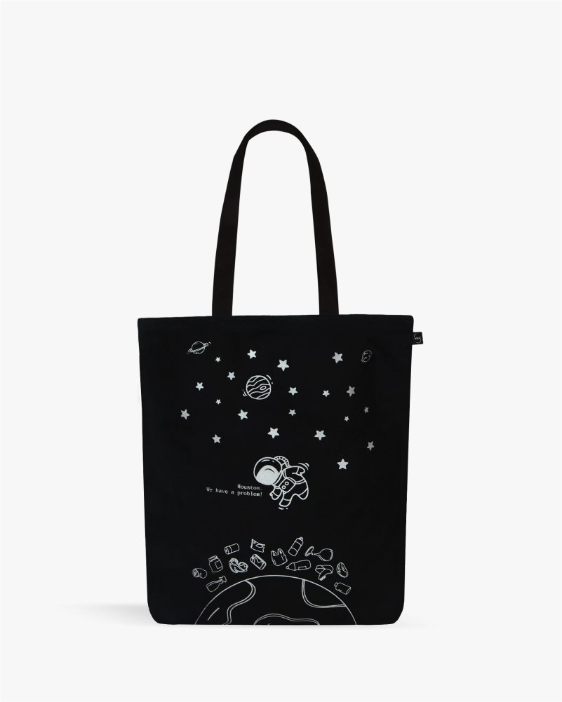 Houston We Have a Problem Tote Bag For Girl Online